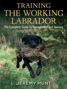 Working Labrador Book by Jeremy Hunt